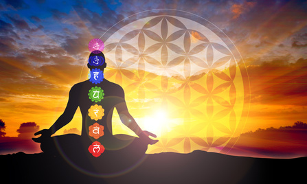 meditation chakras relaxation